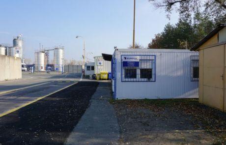 EUROVIA-CS, obalovna Kolín, návrh fotovoltaické elektrárny young4energy
