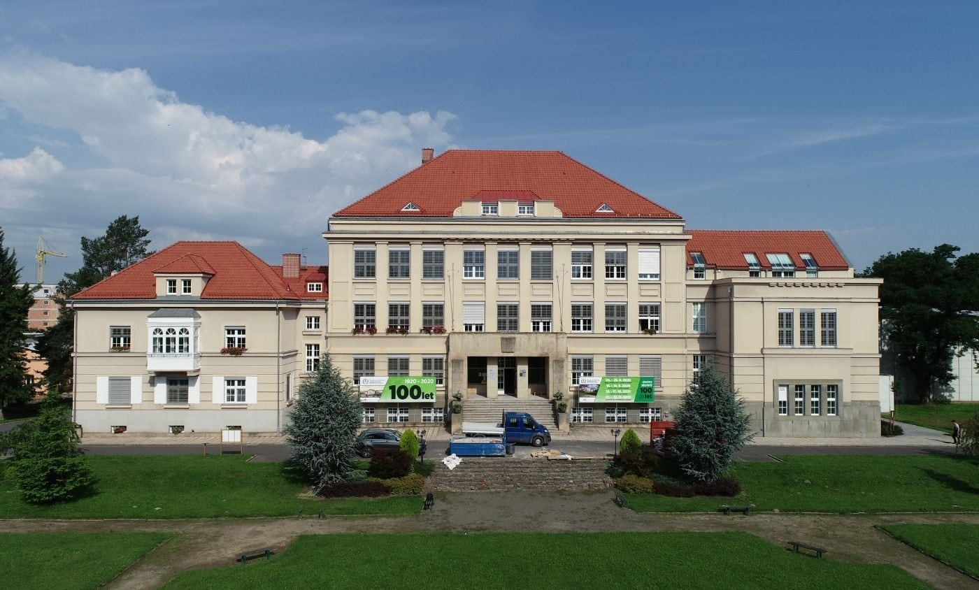 Snížení energetické náročnosti budov v areálu Masarykova střední škola zemědělská a Vyšší odborná škola Opava