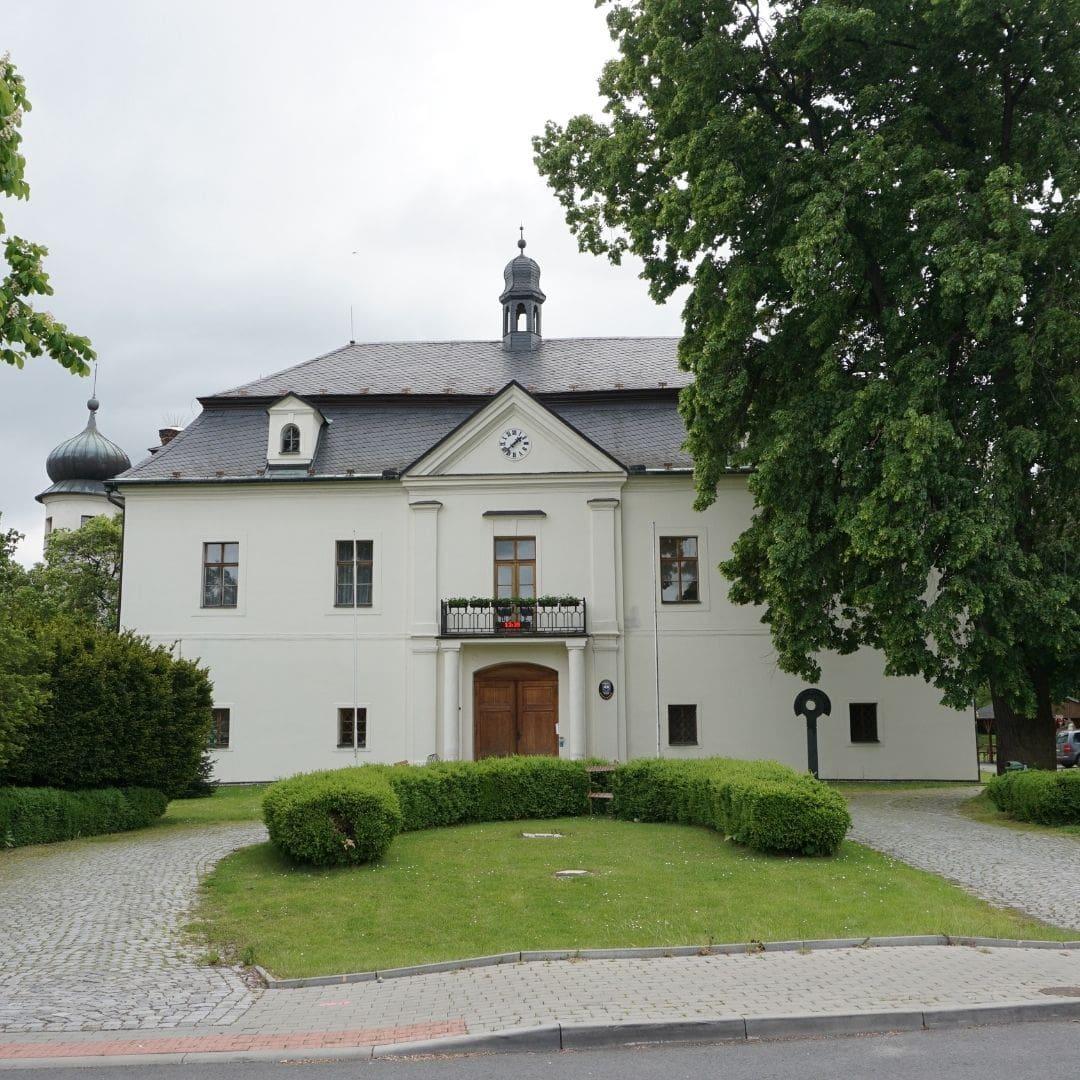 Městys Litultovice snížení energetické náročnosti budov v areálu zámek Litultovice