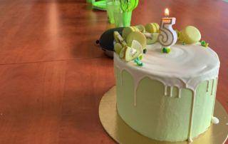 Páté narozeniny YOUNG4ENERGY