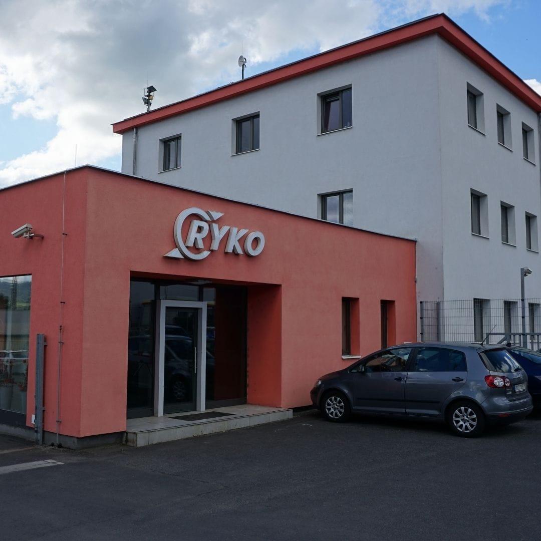 RYKO a.s. Děčín, návrh fotovoltaické elektrárny, v areálu společnosti RYKO a.s., young4energy