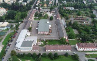 Snížení energetické náročnosti reál školní statek Opava