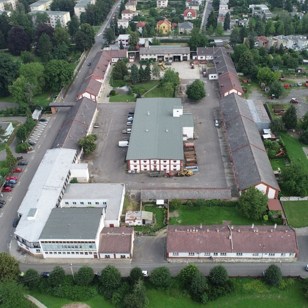 Školní statek Opava p.o. snížení energetické náročnosti budov Školní statek Opava